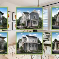 Six Quick Move-in McStain Homes Available in Painted Prairie Now!